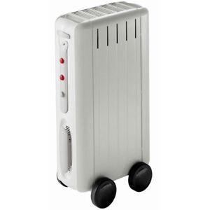 Radiatore elettrico a olio a basso consumo 1500W calorifero termosifone stufa