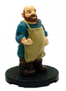 Gifted Vision Miniatures Human Merchant