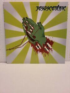 Jesuscentric, Red Marble Silk Screen Vinyl LP #19 of 96 Isis Neurosis Converge