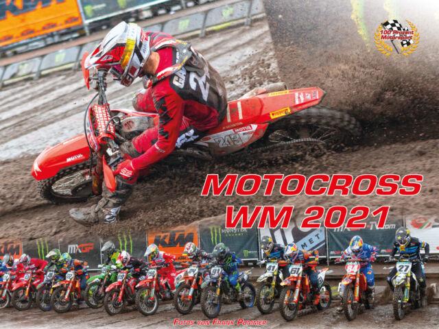 Motocross WM Kalender 2021 MXGP Cross KTM Cairoli Jacobi Herlings Tom Koch