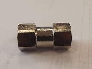 valve anti retour pour haute temp rature essence clapet anti retour air ebay. Black Bedroom Furniture Sets. Home Design Ideas