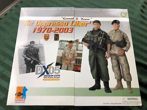 Dragon Dx05 Exclusive 'de Oppresso Liber' 1970-2003 Dragon Dx05 Exclusive 'de Oppresso Liber' 1970-2003