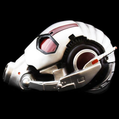 Marvel Ant Man Helmet Cosplay Ant-Man and The Wasp Scott Superhero Helmet PVC