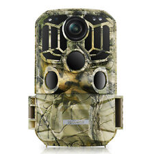 TOGUARD Outdoor WiFi Trail Camera 20MP 1296P Wildlife Hunting Game Night Vision