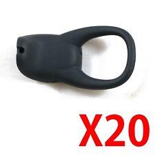 HXLB20 MOTOROLA ENDEAVOR HX1 LARGE EARBUD EARTIP EARGEL EAR BUD TIP GEL NUT 20PC