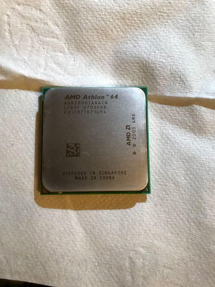 AM2, AMD, Athlon 64