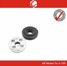 Pair of Electrical Angle Grinder Fitting Inner Outer Flange/AB washer for 6-100