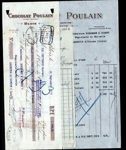 CHATEAUROUX-BLOIS-36-41-Depot-de-CHOCOLATERIE-034-CHOCOLAT-POULAIN-034-1919