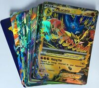 18pcs Pokemon EX Card All MEGA Holo Flash Trading Cards Charizard Venusaur Gift