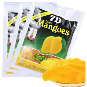 5-Packs-7D-Dried-Mango-Philippines-Products-Casual-Snacks-Mango-Dried-Fruit-Food