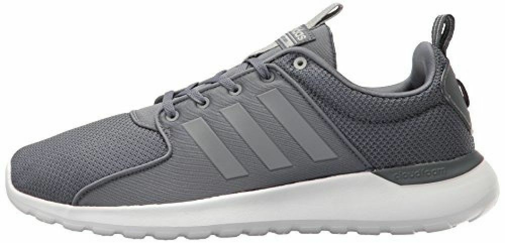 best sneakers 1d294 44a9a Adidas AW4027 Men s Cloudfoam Lite Racer shoes, Onix Clear Onix Onix  okxtiy8336-Men