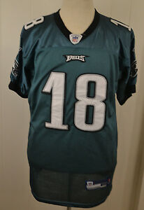 278a428a0 Image is loading Reebok-Philadelphia-Eagles-Jersey-18-Jeremy-Maclin -Authentic-