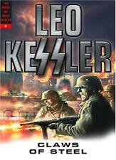 Claws of Steel (Volume 4 Dogs of War Series),Leo Kessler
