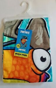 FORTNITE Video Game Character Beach Towel 100/% Cotton 28inx58in NEW
