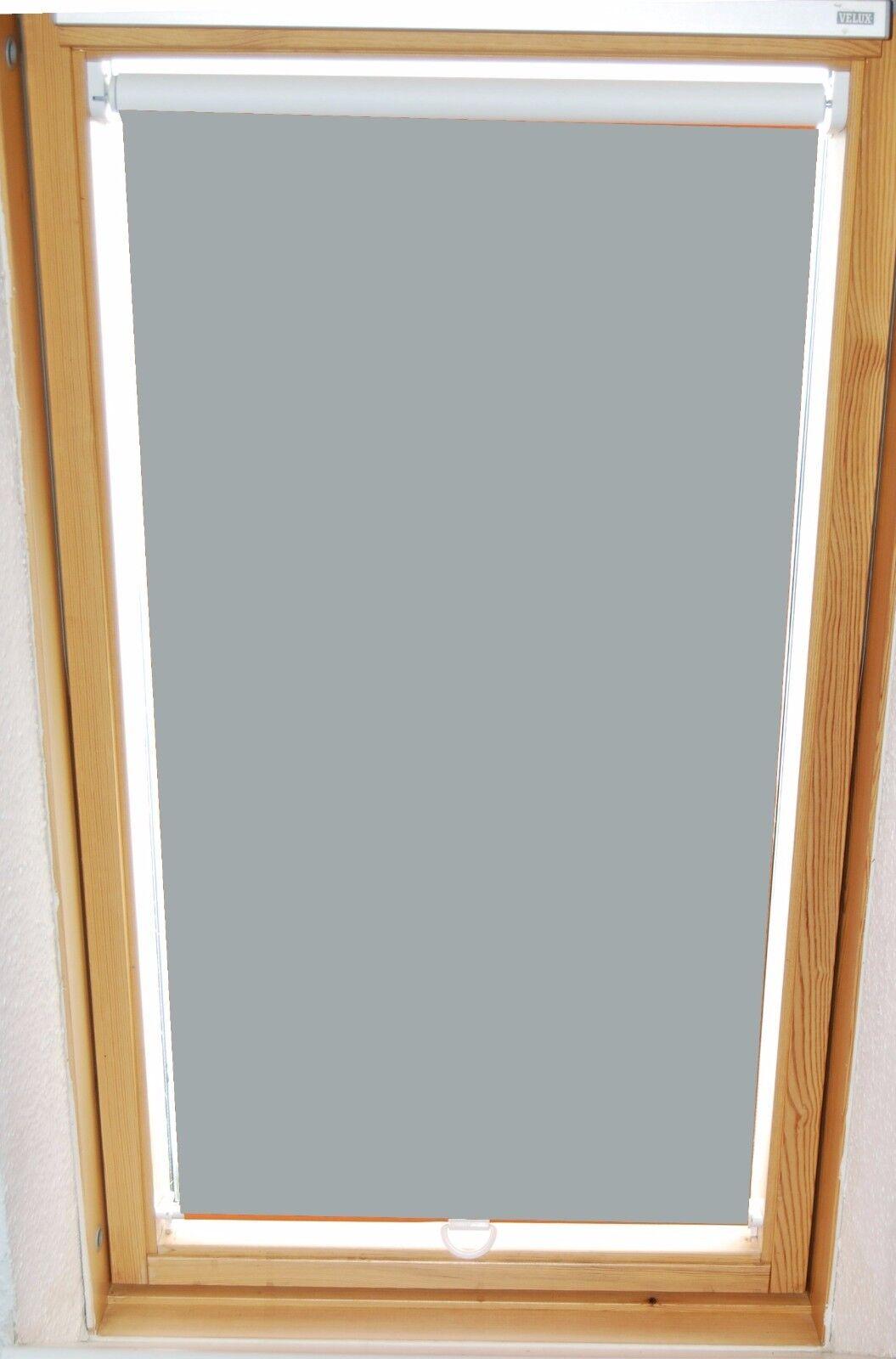 Dachfenster-Rollo Verdunkelung 327 grau HK für für für Velux Typ GGL GHL GTL GPL | Überlegene Qualität  c6cbcf