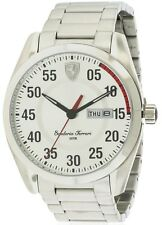 Ferrari Scuderia Stainless Steel Mens Watch 0830178