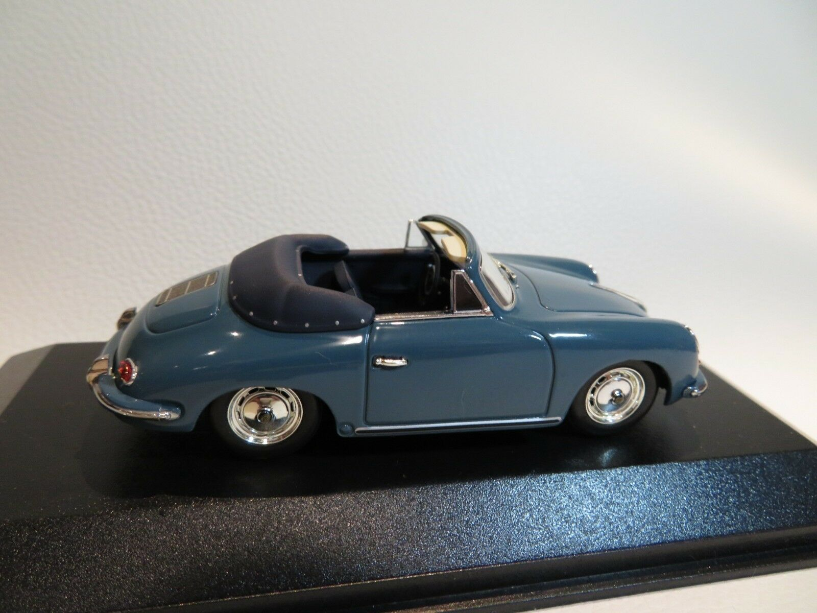 1 43 Minichamps Porsche 356 B Cabriolet Cabriolet Cabriolet (1960) diecast 7efd67