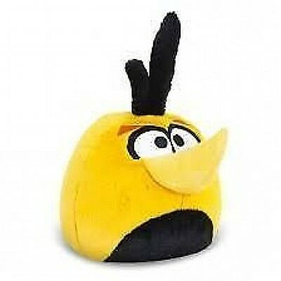 "OFFICIAL, BRAND NEW 6"" ANGRY BIRDS  SOFT PLUSH TOY BNWT - LICENSED PRODUCT"