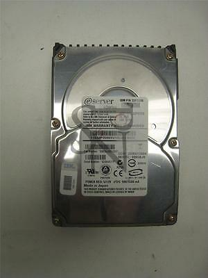 IBM 32P0729 36.4GB IBM 10000 RPM SCSI HD DISC PROD SPCL SOURCING SEE NOTES