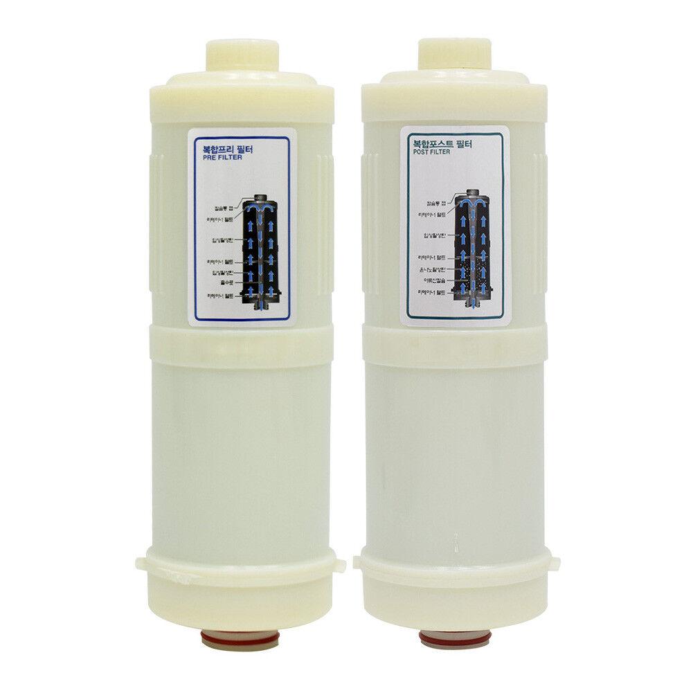 Biontech Water Ionizer Filtre Set pour BTM-101E BTM-101T BTM-102F BTM-207D BTM303