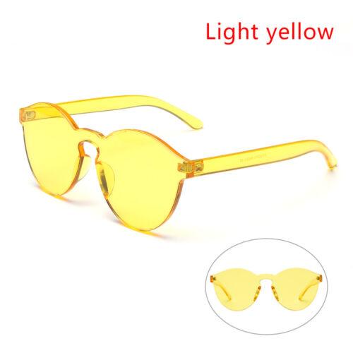 männer rahmenlose brille klar eine sonnenbrille transparente outdoor
