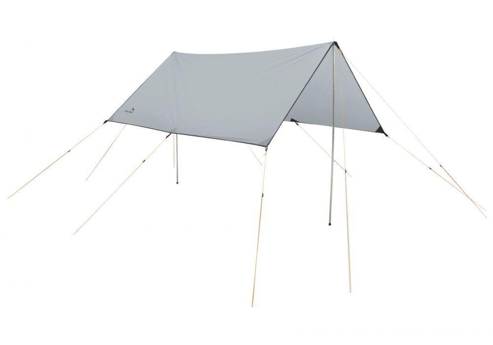Easy Camp Camp Camp Tarp 3x3 m mit Aufstellstangen 3000mm Wassersäule Sonnensegel lesen  | Ich kann es nicht ablegen  c16d53