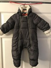 Pyret Performance Snowsuit 1-2YRS Polarn O