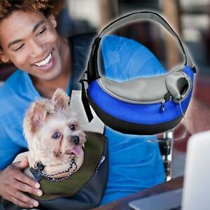 Dog-Portable-Baggage-Portable-Doggy-Transport-Bag-RANDOM-COLOR