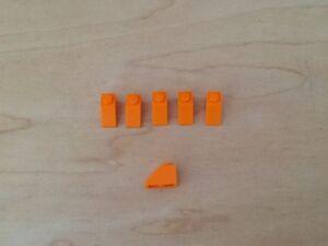 6-Orange-Lego-Slope-Bricks-1x2-3040