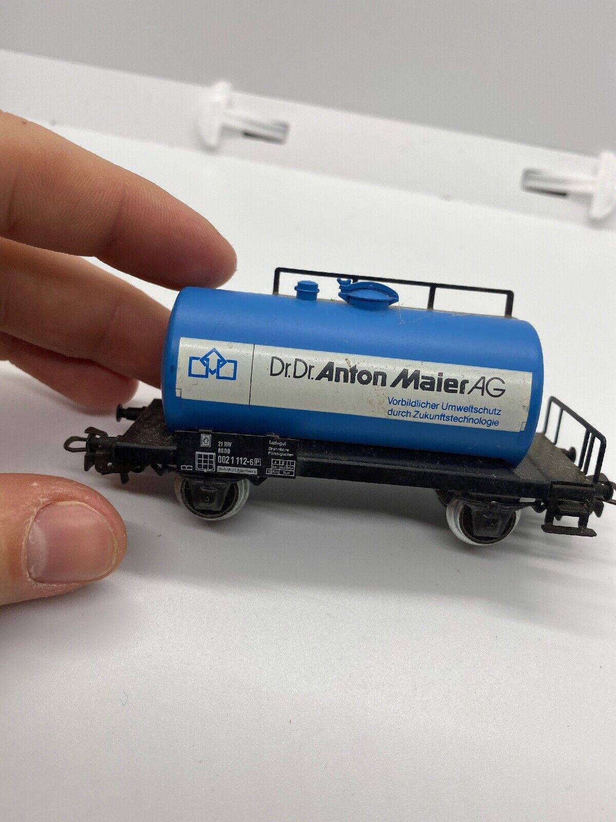 Märklin base 4481 conteneurs chariot 500 ans Post spécial Modèle Neuf avec neuf dans sa boîte