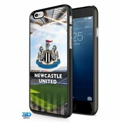 quality design a98a6 843ab Official Newcastle United FC iPhone 5 5s SE Hard 3d Football Case Cover  Shell