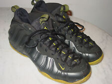 ad265f805be3d 2007 Nike Air Foamposite One Black Bright Cactus Shoes! Size 12 Sold As Is