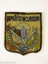 Patch Aeronautica Militare 17 Stormo Reparto Incursori Mimetica Vegetata Scudet