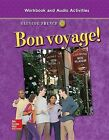 Glencoe French 1B Bon Voyage!: Workbook and Audio Activities by Conrad J Schmitt, Katia B Lutz (Paperback / softback, 2001)