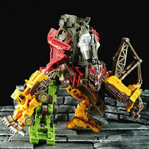HASBRO-Transformer-Devastator-Combine-7-Robot-Truck-Car-Action-Figures-Toys-USA