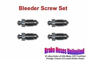 BLEEDER-SCREW-SET-Plymouth-1928-1929-1930-1931-1932