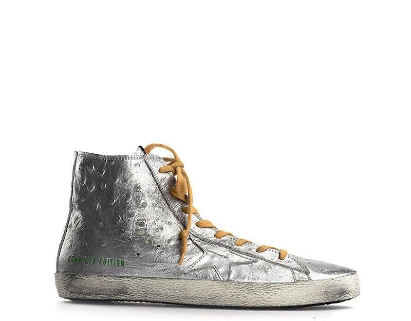 Schuhe GOLDEN GOOSE Mann G29MS591-SIL ARGENTO laminiert,Naturleder G29MS591-SIL Mann 48b77f