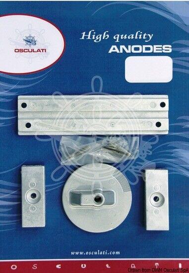 OSCULATI Anoden-Set Verado f. Verado Anoden-Set 6 8 Stk. Zink bdbca0