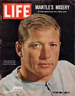 1965 Life July 30 - Mantle's Misery; Shirley Temple, Older Nurses; Long hair