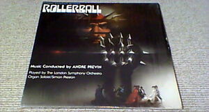 ANDRE PREVIN ROLLERBALL OST 1st UA US LP 1975 Future Synthesizer Funk Breaks - Worcester, United Kingdom - ANDRE PREVIN ROLLERBALL OST 1st UA US LP 1975 Future Synthesizer Funk Breaks - Worcester, United Kingdom