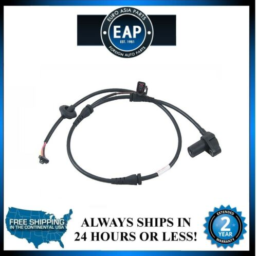 For 2002-2003 A4 2002-2003 A4 Quattro Front ABS Wheel Speed Sensor New