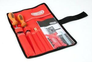 Cadena-de-Oregon-5-32-034-4mm-motosierra-de-calidad-Kit-de-presentacion-en-Herramienta-Bolsa-De