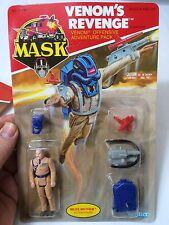 RARE Vintage Kenner MASK Venoms Revenge MOC AFA M.A.S.K MISB 1986 Case Fresh