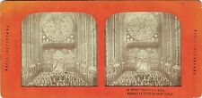 Vue stéréos panoptique : Paris Instantané ; La Sainte Chapelle