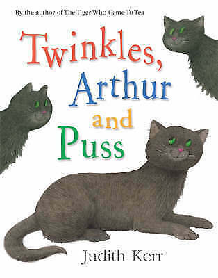"""""""AS NEW"""" Kerr, Judith, Twinkles, Arthur and Puss Book"""