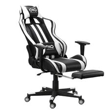 New Listingexecutive Office Chair Gaming Chair Computer Swivel Desk Seat High Back Recliner