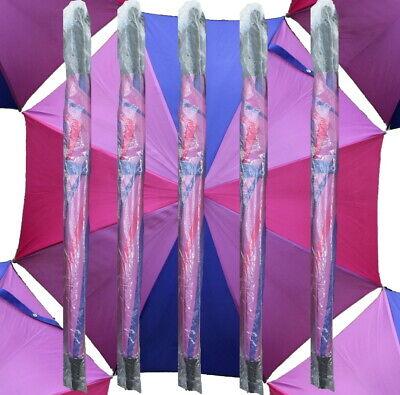 Adattabile Ombrello Bisexual Pride 10-pack (bi Orgoglio, Rosa Viola Blu)-mostra Il Titolo Originale