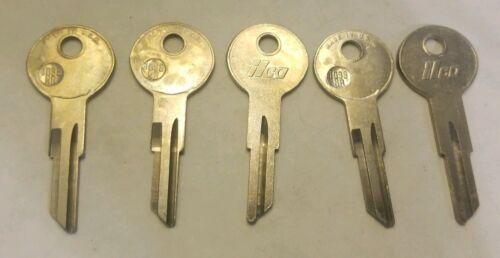 1958-1969 AMC 5 Ilco 1098NR Blanks Uncut Key 1949-1957 Nash