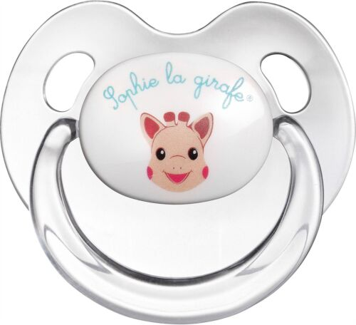 Sophie the Giraffe PACIFIERS 6-18M Silicone Comforter Baby//Toddler BN