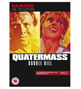 The-Quatermass-Experiment-1955-Quatermass-2-1957-Double-Feature-dvd-NEW